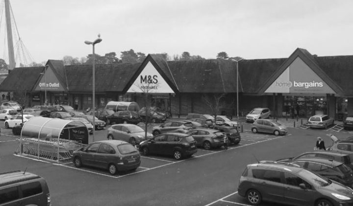 Ashford: Warren Retail Park
