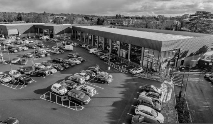 Bromsgrove: Bromsgrove Retail Park