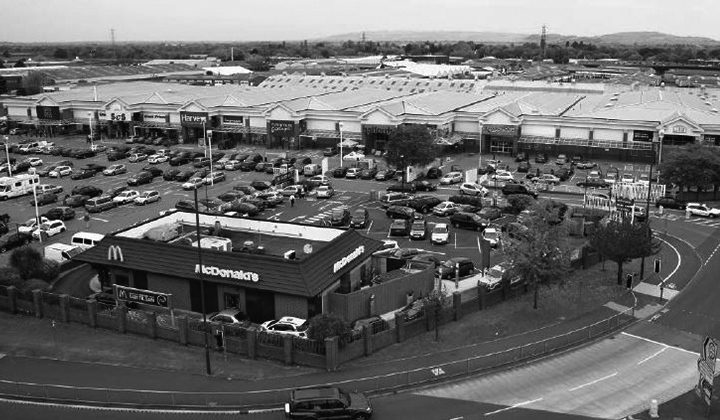 Cheltenham: Kingsditch Retail Park