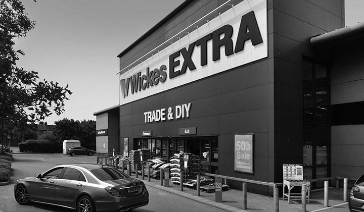 Wickes: Swindon