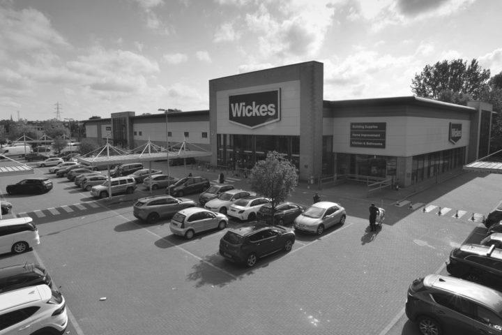 Birmingham, Perry Bar: Wickes Extra