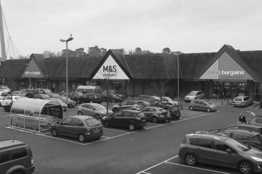 Ashford: Warren Retail Park