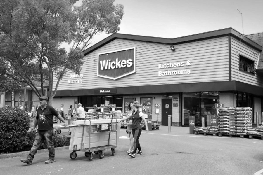 Barnstaple: Wickes