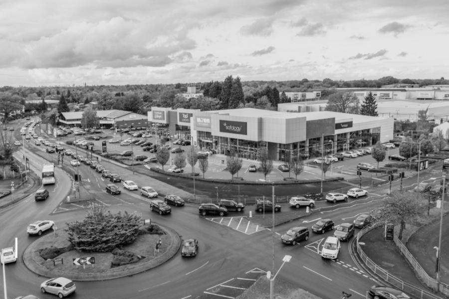 Solihull: Solihull Gate Retail Park