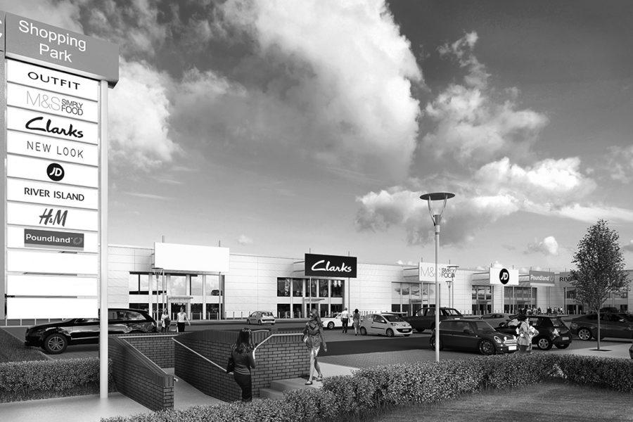 Cortonwood: Cortonwood Shopping Park