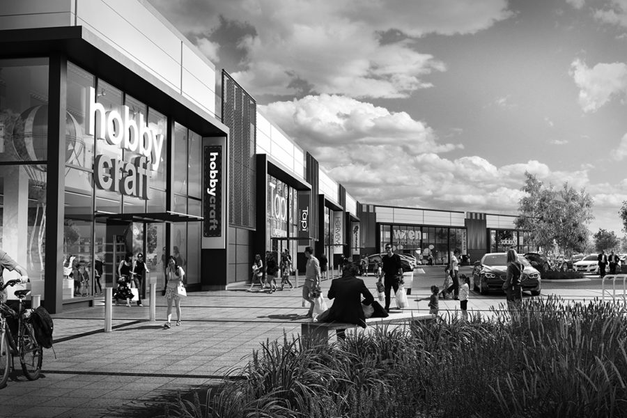 Farnborough: Horizon Retail Park