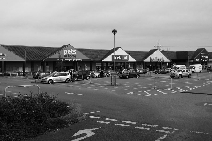 Letchworth: Plinston Retail Park