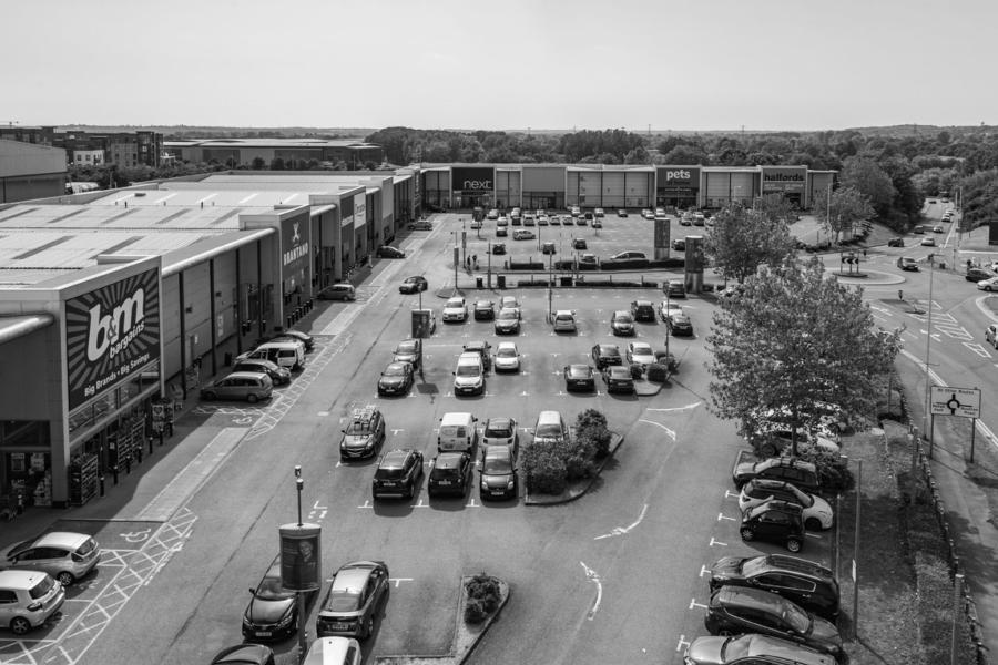 Reading: Brunel Retail Park