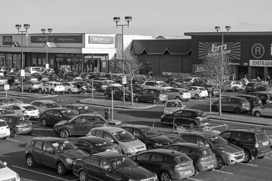 Stockton: Stockton Shopping Park