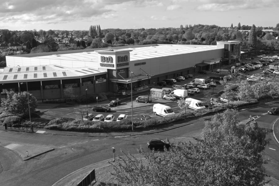 Birmingham, Cardiff, Washington & Newcastle: B&Q Portfolio